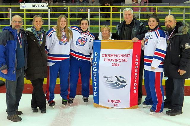 Provincial Champs - 2014!