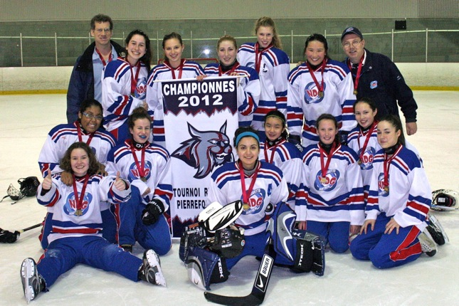 Gongrats on winning the Pierrefonds tournament!
